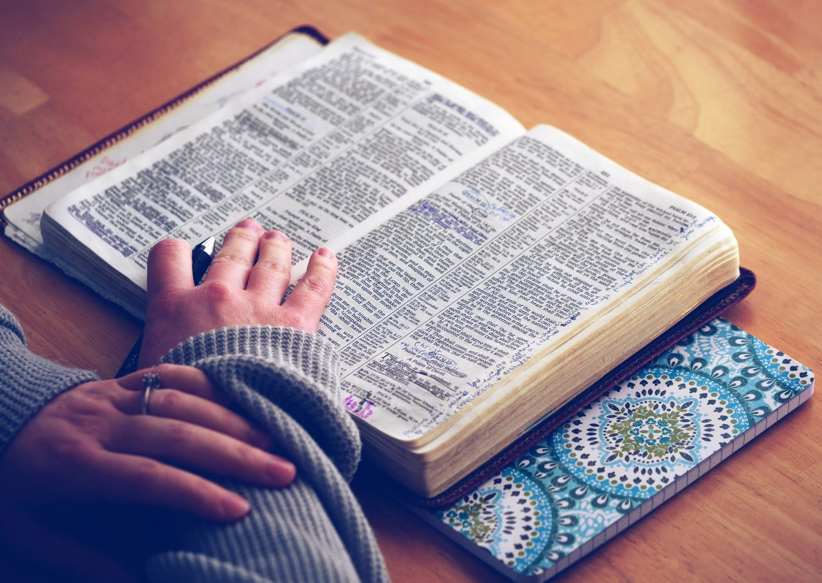 45 Bible Verses About Healing