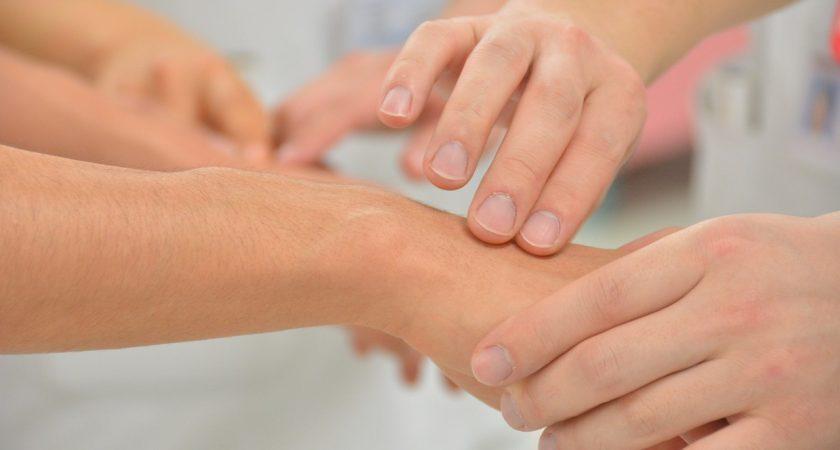Healing Hands Of Jesus